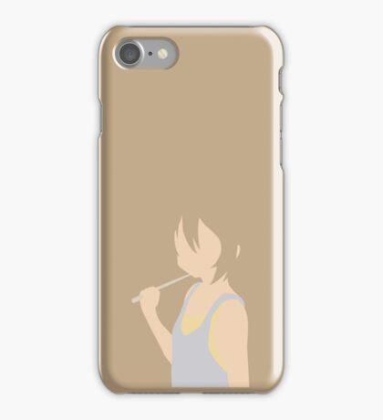 Ritsu Tainaka Minimalist iPhone Case/Skin