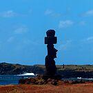 Moai Statue, Easter Island by Martyn Baker | Martyn Baker Photography
