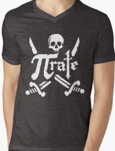 Pi Rate - 3.14 Pirate Mens V-Neck T-Shirt