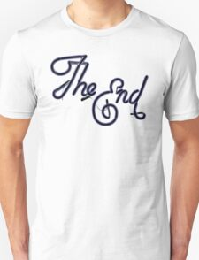 THE END! T-Shirt