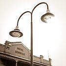 Hotel Dorrigo by Clare Colins