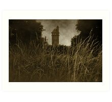 West Park - The Tower Art Print