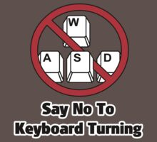 Say No To Keyboard Turning by Lance Jackson