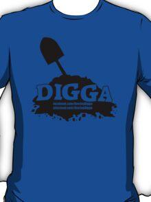 DJ Digga (Black Logo) T-Shirt
