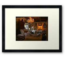 Cottage Dreamland Framed Print
