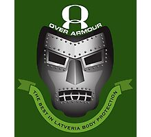 Over Armour Photographic Print