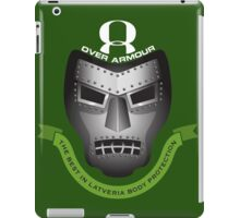 Over Armour iPad Case/Skin