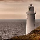 Trevose Head Lighthouse by Simon Marsden