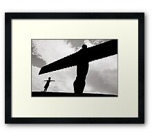 Angels of the North Framed Print