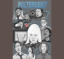 Poltergeist character collage Unisex T-Shirt