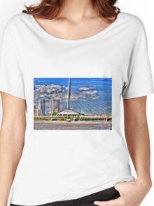 A Winnipeg Landmark Women's Relaxed Fit T-Shirt