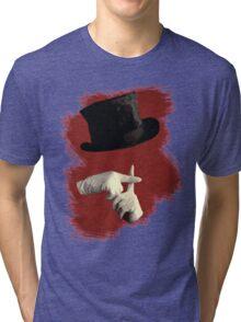 I Write Sins Not Tragedies Tri-blend T-Shirt
