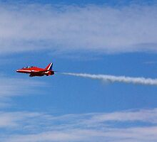 The Lone Red Arrow by iLaw
