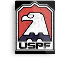 USPF Metal Print