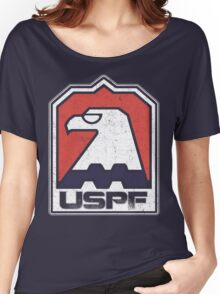 USPF Women's Relaxed Fit T-Shirt