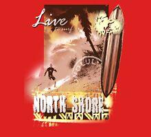 north shore surf Unisex T-Shirt