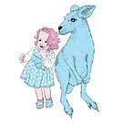 Dotty and Roo by jellibat