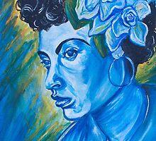 Lady sings the Blues by MayaMajesty