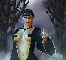 High Priestess by darkmistress13