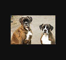 Luthien & Arwen -Boxers Dogs Series- Unisex T-Shirt