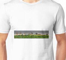 Winnipeg Skyline (Panoramic View) Unisex T-Shirt