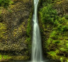 Horsetail Falls by Terence Russell