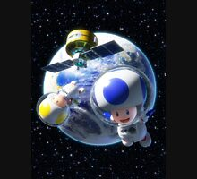 Mario Kart 8 - Toad in Space Unisex T-Shirt