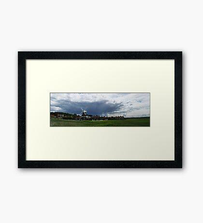Cley Framed Print