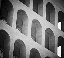 Eur - Rome by Luca Tranquilli