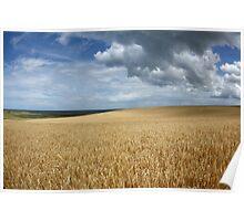 North Norfolk Landscape Poster