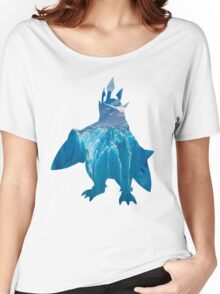 Empoleon used blizzard Women's Relaxed Fit T-Shirt