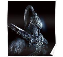 Dark Souls - Knight in the Dark Poster