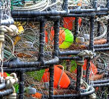 Crab Pots by CarrieAnn