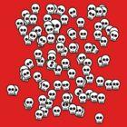 Skulls by Mylla Ghdv