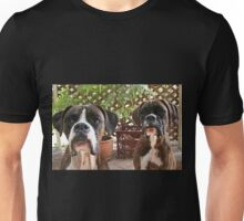 We've been good!! -Boxer Dogs Series- Unisex T-Shirt