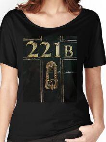 221B - door Women's Relaxed Fit T-Shirt