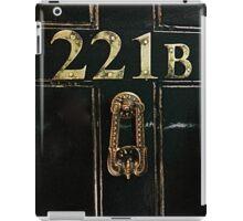 221B - door iPad Case/Skin