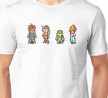Chrono, Lucca, Frog, Marle Unisex T-Shirt