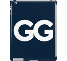 GG iPad Case/Skin