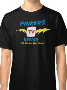 Pinker's TV Repair Classic T-Shirt
