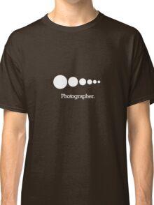 isowear.com - Photographer. Classic T-Shirt
