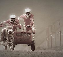 Race Day by geoff curtis