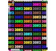 3OH!3 iPad Case/Skin