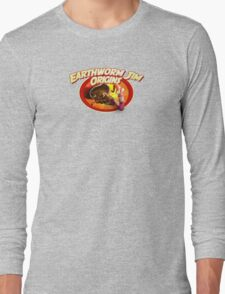 earthworm jim origin Long Sleeve T-Shirt