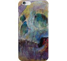 Vintage Skull iPhone Case/Skin