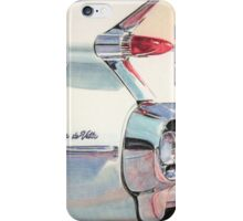 1959 Cadillac Sedan de Ville iPhone Case/Skin