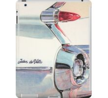 1959 Cadillac Sedan de Ville iPad Case/Skin