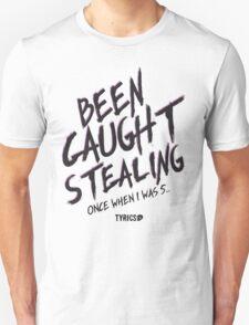Been Caught Stealing - Janes Addiction Unisex T-Shirt