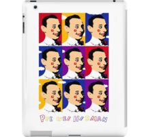 Pee wee Herman iPad Case/Skin