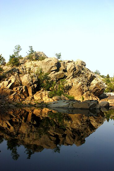 Mirror Rock by buster51003